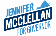 Jennifer McClellan for Governor